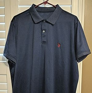 Other - Polo navy blue shirt